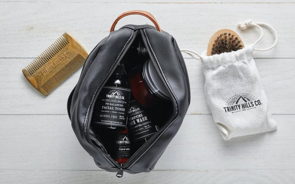4 Gym Bag Grooming Essentials For Your New Year's Fitness Goals
