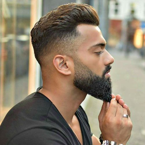 Top 5 Beard Style Trends for Men: Summer 2018