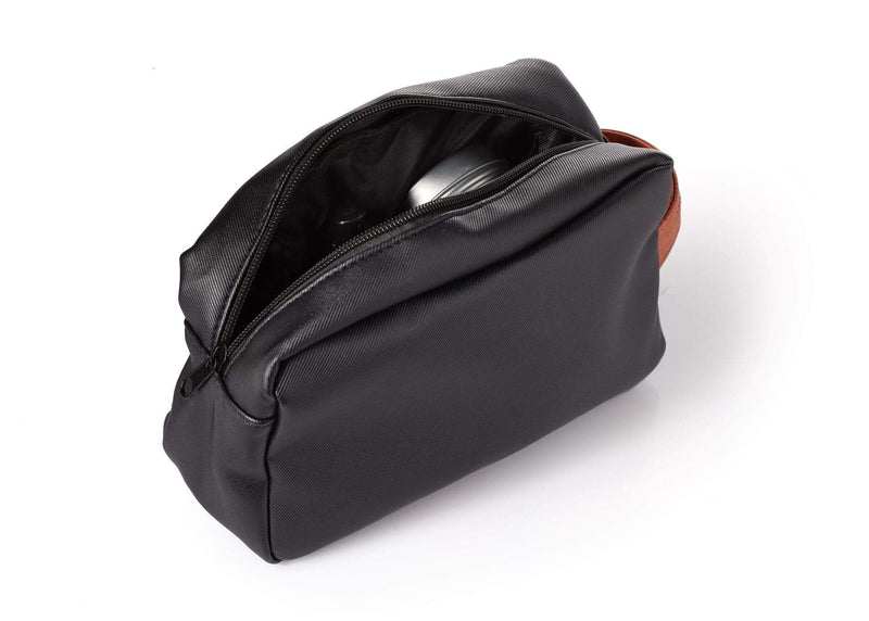 Mens travel kit essentials - Mens dopp kit - Mens natural products - Trinity Hills Co