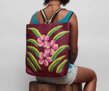 Tikog Bag - Flower Series