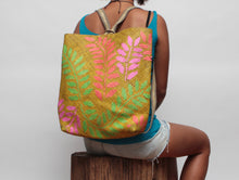 Tikog Bag - Fern Series