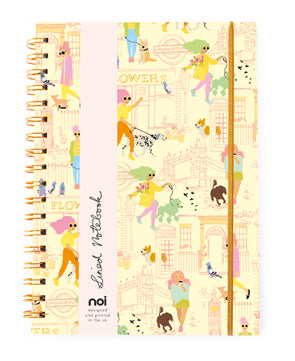 NOI PUBLISHING DOG WALKERS NOTEBOOK