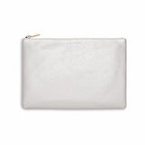 ESTELLA BARTLETT LARGE SILVER POUCH