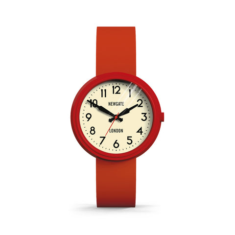 NEWGATE RED ELECTRIC WATCH