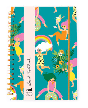 NOI PUBLISHING FUN GIRLS NOTEBOOK