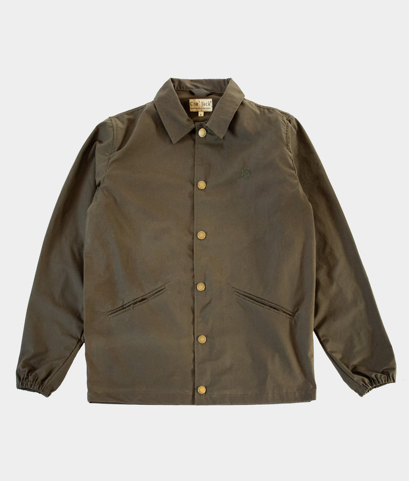 Reef Coach Jacket, Olive