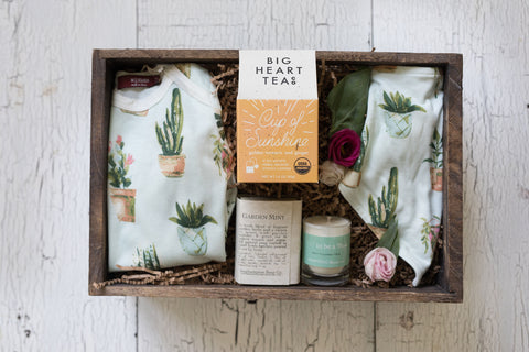 Mama and Baby Girl Boxes