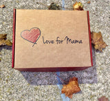 Love for Mama, meaningful gifts for new mothers