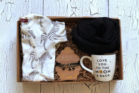 Love For Mama, Mama and Baby Box, Gifts for mom, Gifts for baby