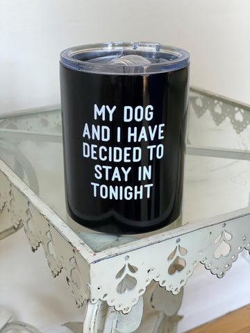Dog Mom Insulated Cup