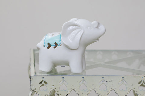 Elephant Porcelain Night Light