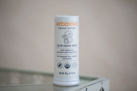 Erbaviva Lip + Cheek Balm