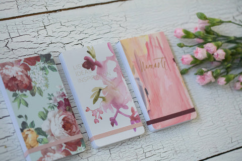 Fringe Mini Notebooks