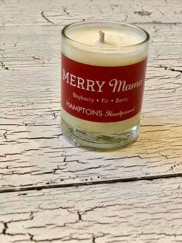 Merry Mama Candle