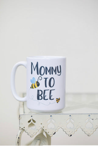 Mommy To Bee Mug