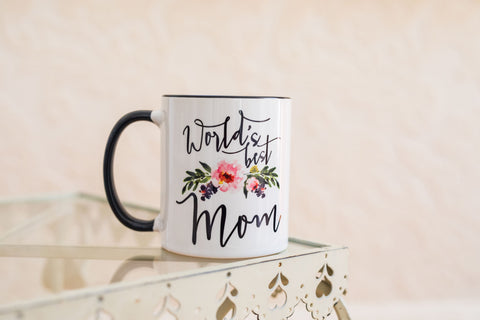 The World's Best Mom Mug