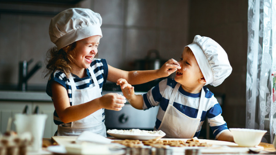 SUMMER HOLIDAY COOKING COURSES FOR KIDS