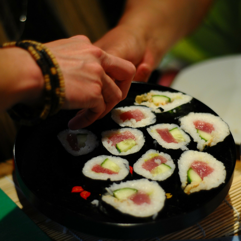 Sushi for Beginners - Iniciación al Sushi - May/Mayo 11