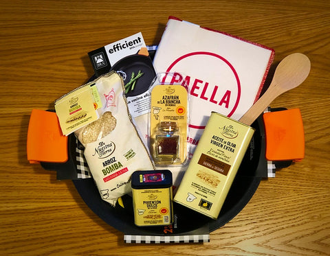 Paella Lovers Kit