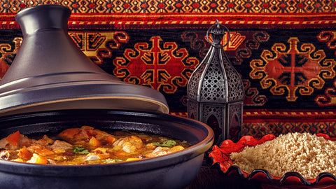 Taller de Cocina Marroquí - Moroccan Cooking Workshop - 24 agosto/August 24
