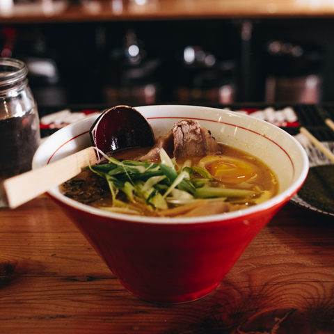 Japanese Cuisine: Ramen - April 6