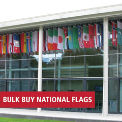 Buy bulk budget flags