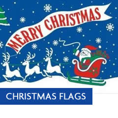Christmas Flags