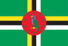 Dominica Flags & Bunting