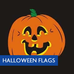 Halloween Flags