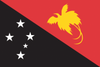 Papua New Guinea Flags & Bunting