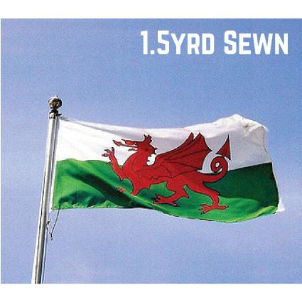 Sewn Woven Polyester Wales 1.5yrd