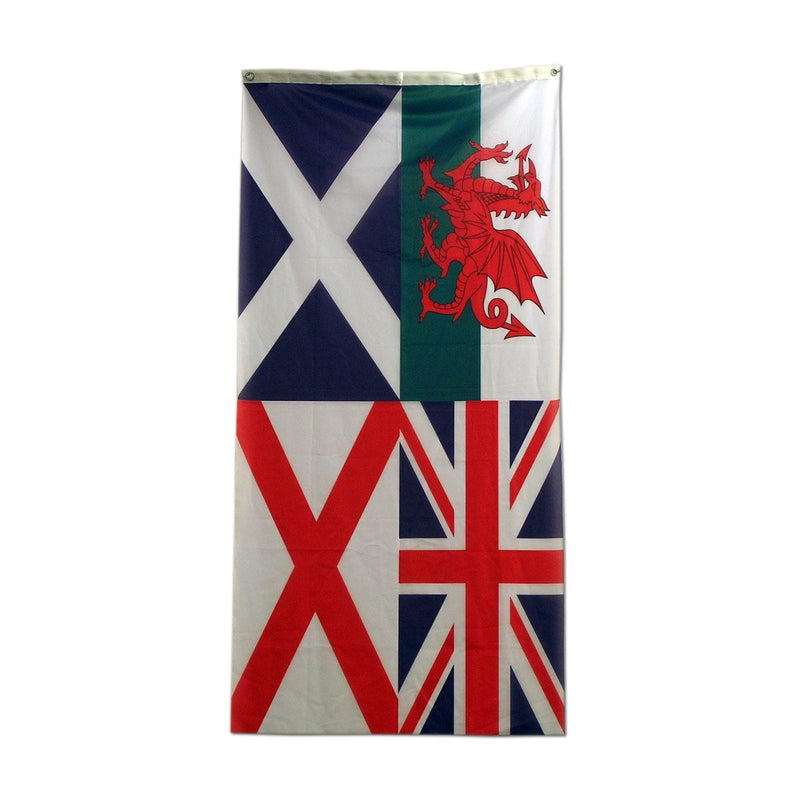 Custom Printed Flag - 1830mm x 1210mm