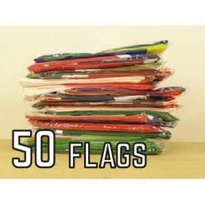 50 Budget Flags