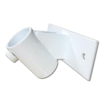 Angled Wall Bracket for 50mm Wall Pole (1 piece)