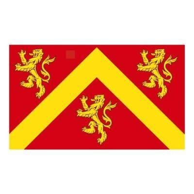 Anglesey 5ft x 3ft County Flag