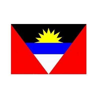 Antigua & Barbuda Fabric Bunting
