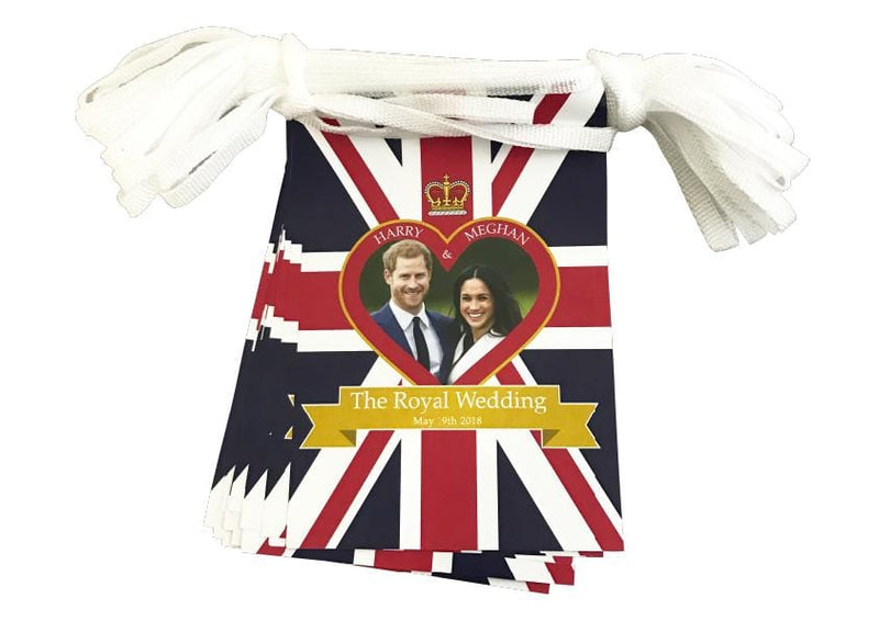 Royal Wedding Bunting - Rectangle