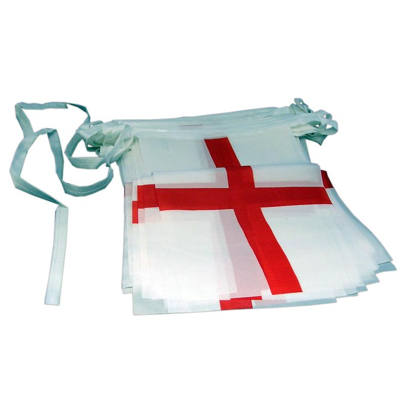St. George Fabric Bunting