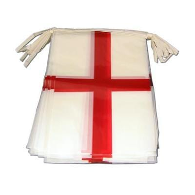 St George polythene bunting