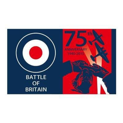 Battle of Britain 5ft x 3ft flag