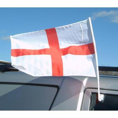 St George/England car flag (Pack of 12)