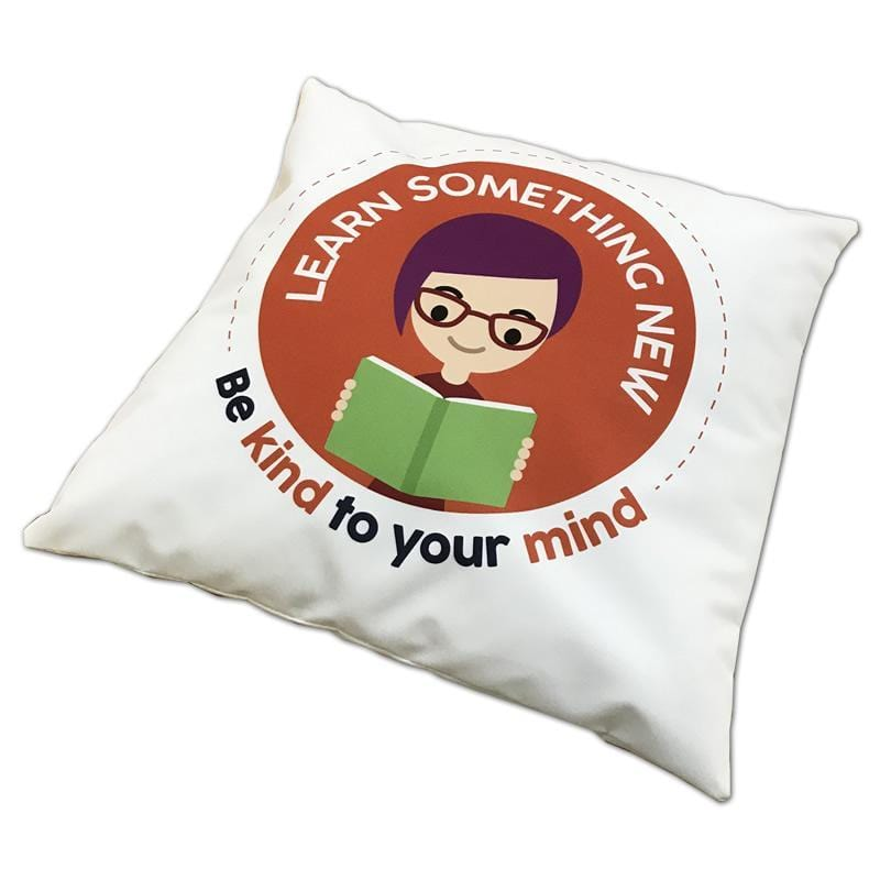 Personalised cushion printed with your design