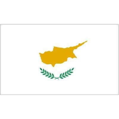 Cyprus Table Flag