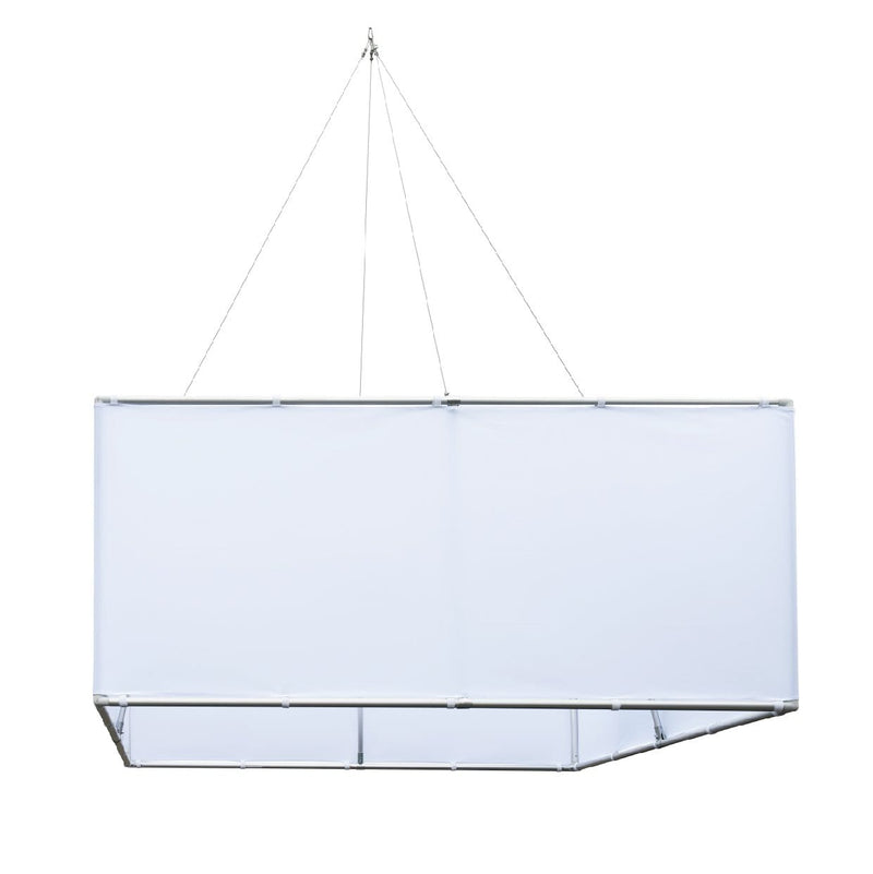 Hanging Ceiling Display - Square