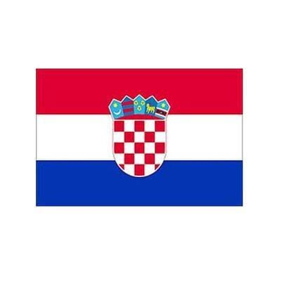 Croatia Fabric Bunting