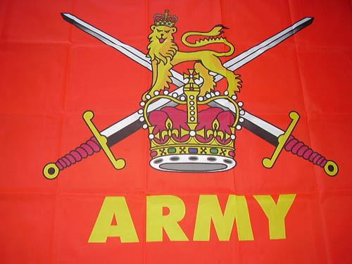 British Army Flag - 5ft x 3ft