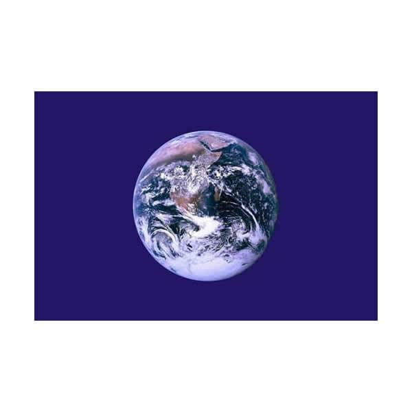 Planet Earth flag