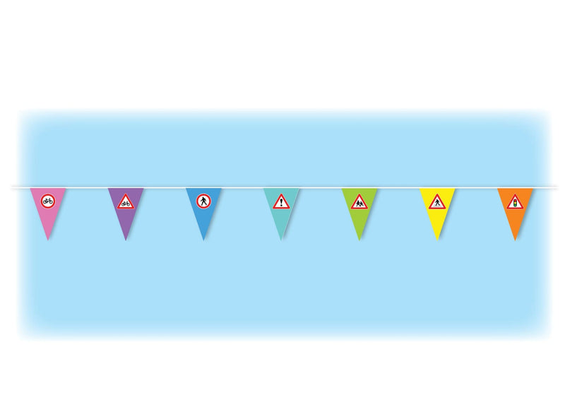 Educational Safety Bunting