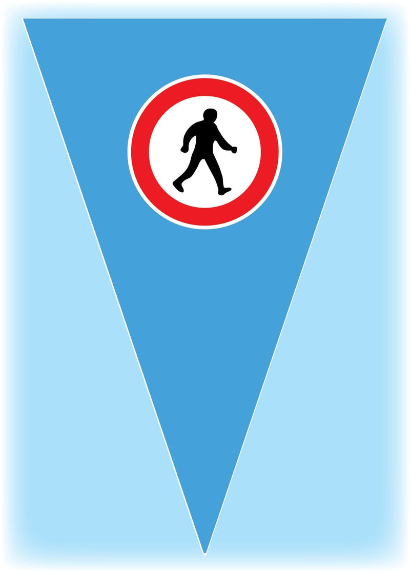 educational safety bunting 3