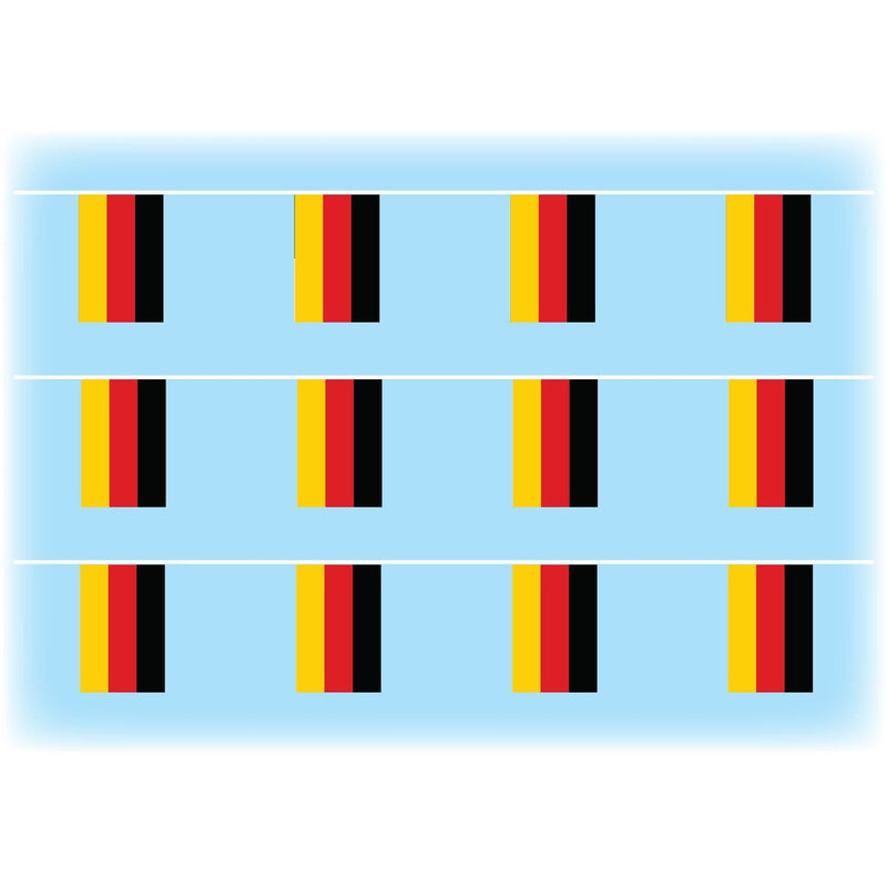 Germany Flag Synthetic Bunting